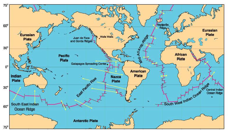 Землетрясение 21 гора 36 эхолот 51 горная страна.