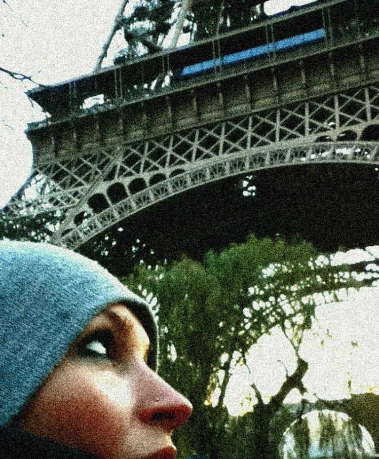 Каникулы в Париже (2015) Триумфальная Арка Фильм 1985
