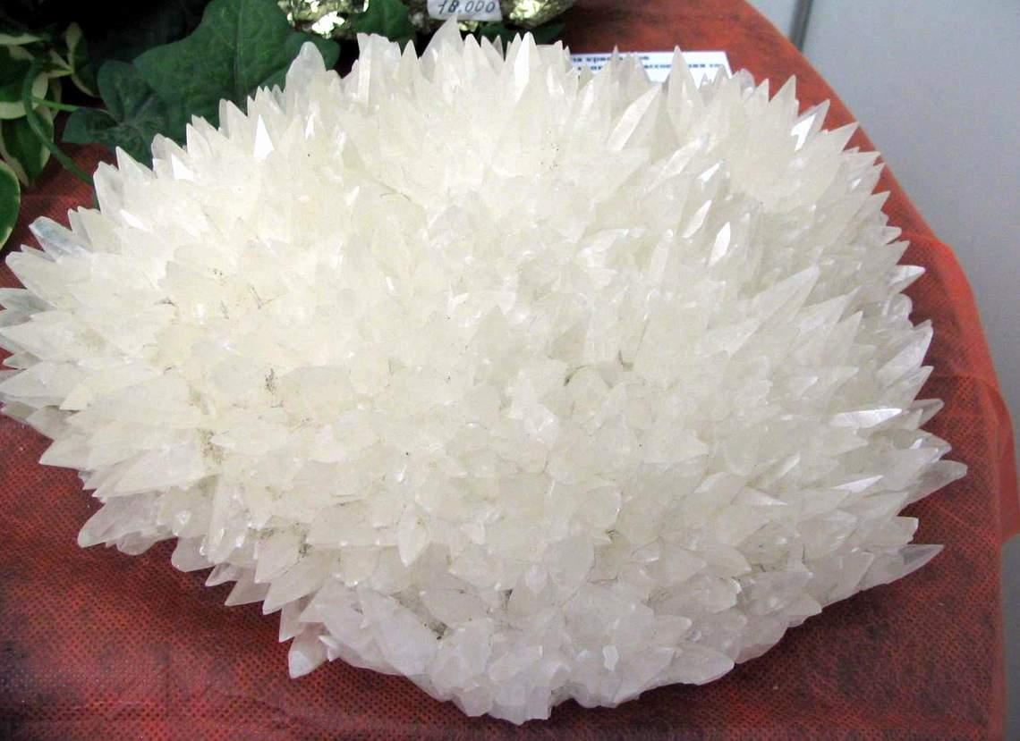 Как сделать большие кристалы