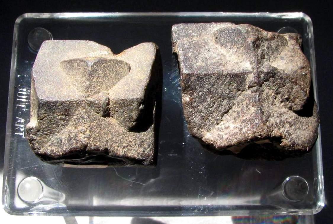 Ставролит – крест нерукотворный